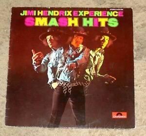 Jimi Hendrix 1968 LP - Smash Hits Palmyra Melville Area Preview