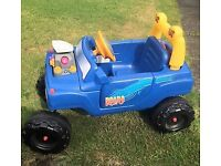 Little Tikes Roar 'n Rev Monster Truck