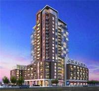 Lawrence and Dufferin Newly Built Condo FOR RENT $1550mth 1 Bed