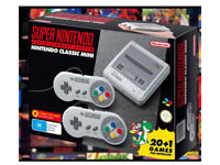 MINI SNES, Brand New In Box