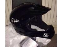 new Apex full face helmet