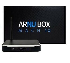 ARNU Box Pure Linux Media Player Fully Programed