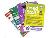 Leaflets Distribution - Central London