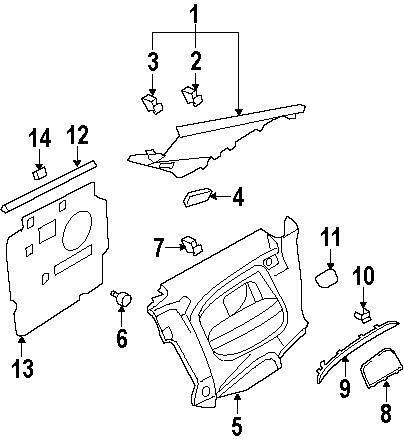 Audi A4 Speaker Cover additionally 2001 Audi S4 Parts Diagram furthermore Volkswagen Oem Parts Catalog Html in addition Honda Prelude Wiring Harness Routing And Ground Location 88 in addition Fuse Box In Audi A3. on fuse box on audi a4 avant