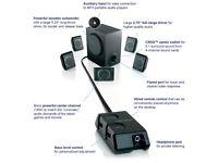 Logitech speakers 5.1 Inspire P5800