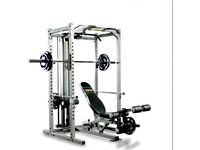 Powertec gym cost new £1800
