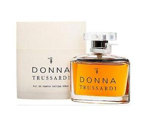 DONNA TRUSSARDI 1.7 oz Eau de Parfum Spray Women's Perfume NEW 50 ml (1 3/4) NIB