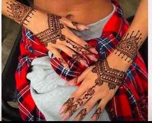 henna tatto starting at $5 London Ontario image 6