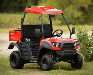 SALE New Hammerhead Ranger R-150 UTV Off-road Farm Ute Polaris Sydney City Inner Sydney Preview