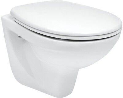 Ideal Standard Europa Wand WC Tiefspüler WC Sitz Standard / Softclose