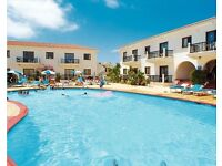 For sale , Thomas cook holiday for 2 people to Cyprus with transfers