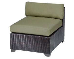 2 Patio Chair with Cushions and drink holder NEW