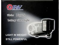 Video Light The Twins Digi 20 for wedding photography, family shoot