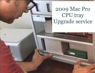 Apple Mac Pro 12-Core 3.46GHz X5690 Westmere CPUs plus Tray Upgrade 2009 4,1 5,1