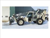 LEASE FORKLIFTS/TELEHANDLER or rental purchase [BY OWNER]