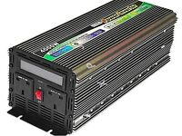 12vDC inverter - 8000w peak, 4000w steady 230vAC output