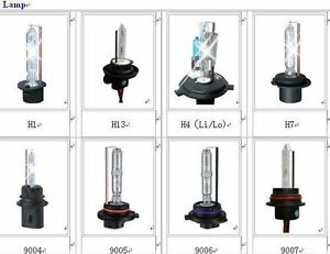HID REPLACEMENT BULBS/KITS FOR SALE