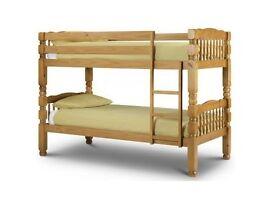 Chunky Bunk - set of bunk beds