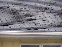 Roof getting old? We're here to help with your roofing needs!