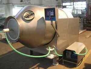 Smokehouses - grinder,bowl cutter,mixer,vacuum tumbler,injector Kitchener / Waterloo Kitchener Area image 9