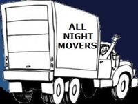 Moving services, rates from $60/h