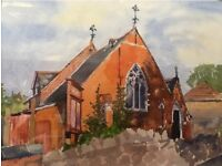 Space to Rent in Victorian Church in Aylestone