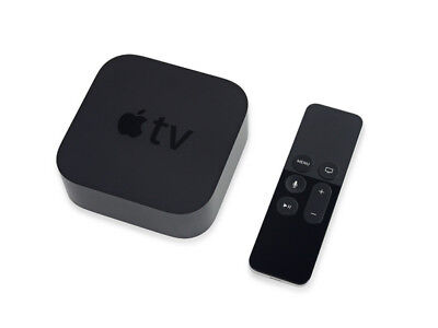 Apple TV 4th Generation 32GB HD Media Streamer MGY52LL/A Newest Model A1625 NIB