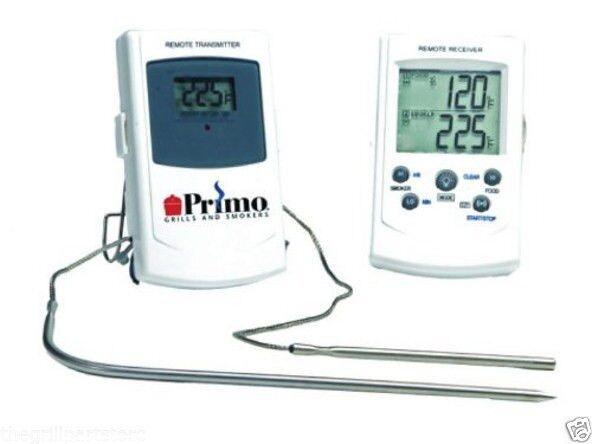 Primo 339 Digital Remote/BBQ Thermometer