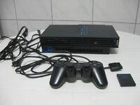 Playstation 2 + 3 games
