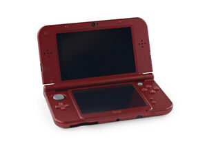 """New 3DS XL (Japanese Version) - hacked with """"FreeShop"""""""