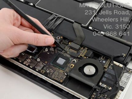 HIGH END APPLE MACBOOK REPAIRS. WE FIX LIQUID DAMAGE MACBOOKS