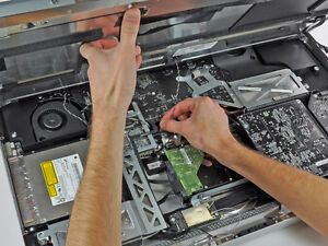 iMac VIDEO CARD GPU REBALL Repair Service