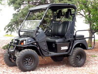 Bad Boy Recoil iS electric utv