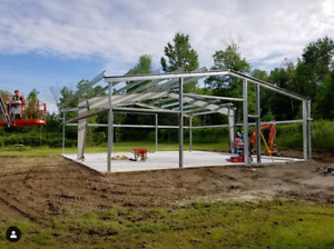 Steel Buildings, Farm Buildings, Sheds, Workshops