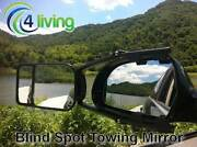 Blind Spot Towing Mirror fits to existing car mirrors Plenty Nillumbik Area Preview