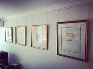 ART HANGING TRACKS + INSTALLATION Vaucluse Eastern Suburbs Preview