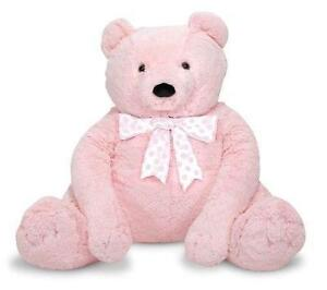 567a353b14d Giant Pink Teddy Bear