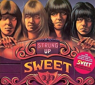 Sweet   Strung Up  New Cd  Extended Edition  Uk   Import