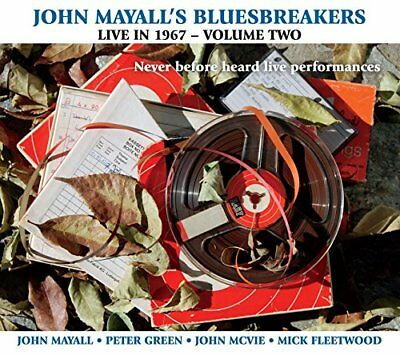John Mayall's Bluesbreakers - Live In 1967 Volume 2 (John Mayalls Bluesbreakers Live In 1967 Volume 2)
