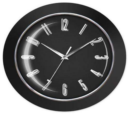 Non Ticking Wall Clock Ebay