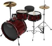 3 Piece Junior Drum Set