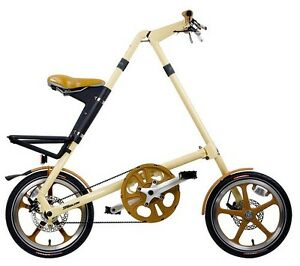 Strida LT Cream Colour Hurstville Hurstville Area Preview