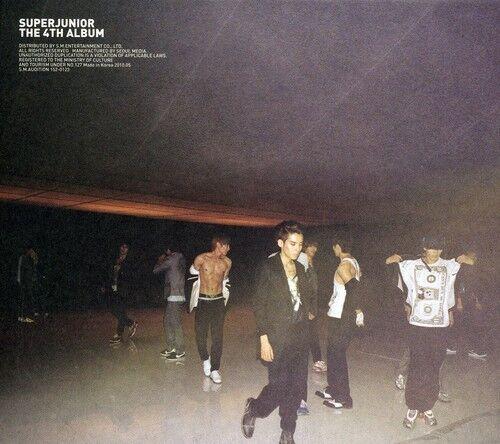 Super Junior - Type B [New CD]