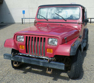 1987 Jeep Wrangler Sport Other