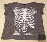 Skeleton T Shirt