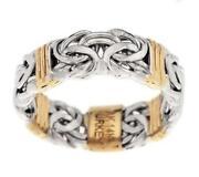 Gold Byzantine Ring