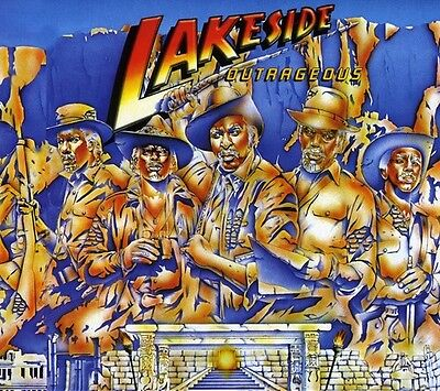 Lakeside   Outrageous  New Cd