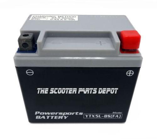 Yamaha motorcycle battery ebay for Yamaha motorcycle batteries