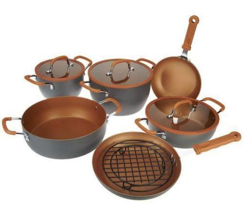 Bed Bath Beyond Copper Chef Cookware