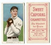 Christy Mathewson Card